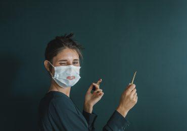 maquillaje en pandemia