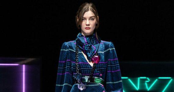 Milan Fashion Week Emporio Armani