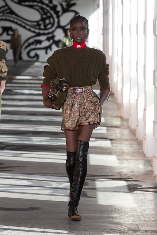 Milan Fashion Week Etro