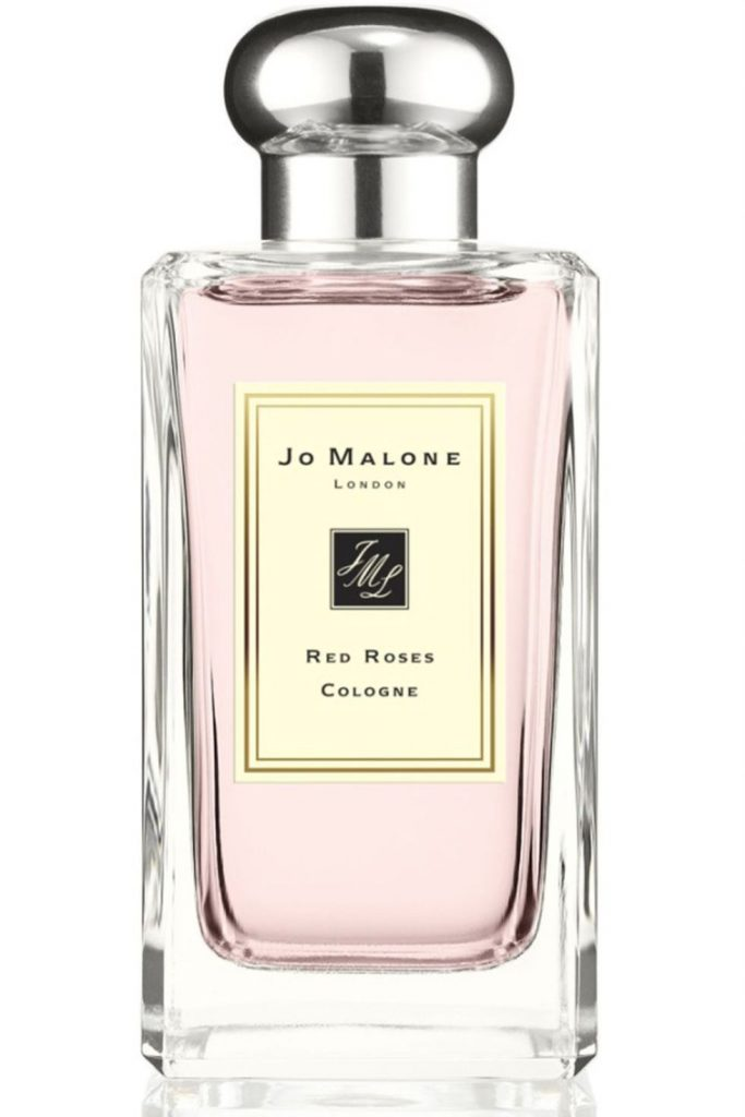 perfumes de san valentín