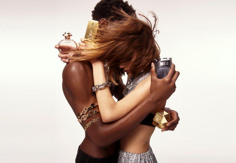 Perfumes para parejas Paco Rabbane Build Love