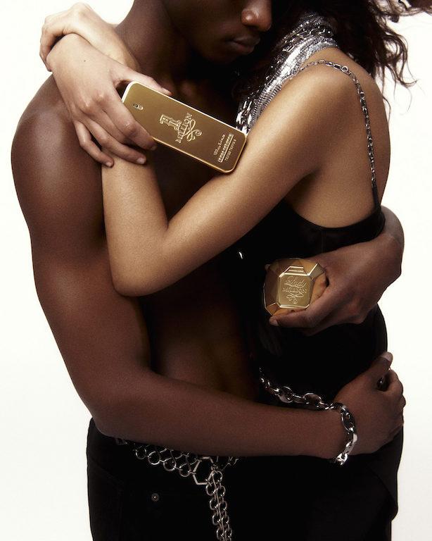 Perfumes para parejas Lady Million