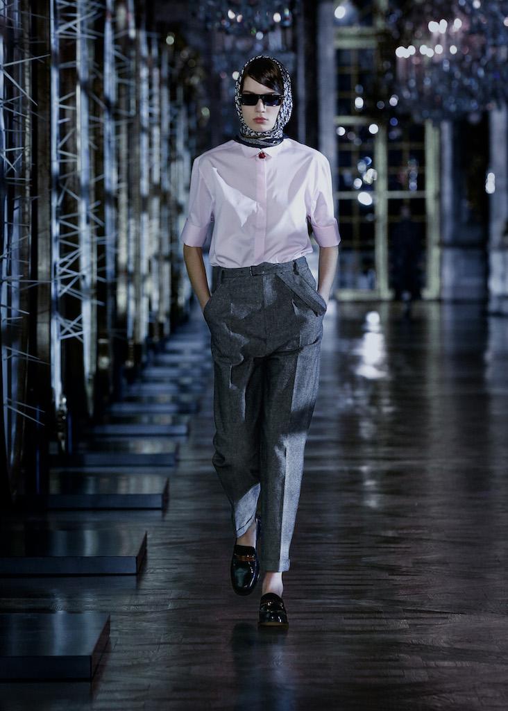 Dior Otoño Invierno 2021 pantalón