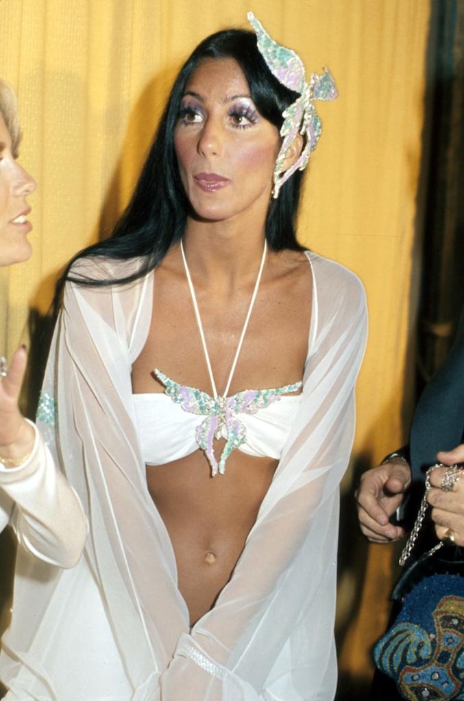 Dua Lipa Grammys 2021 Cher