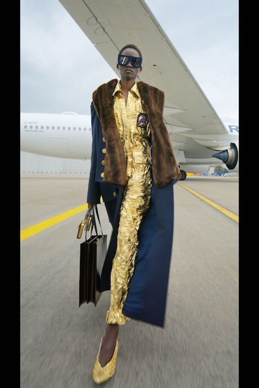 Paris Fashion Week Otoño Invierno 2021 Balmain
