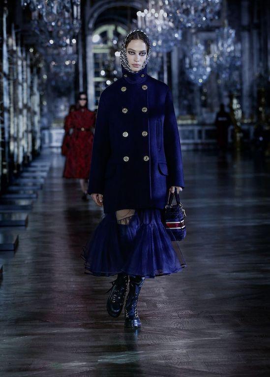 Paris Fashion Week Otoño Invierno 2021 Christian Dior