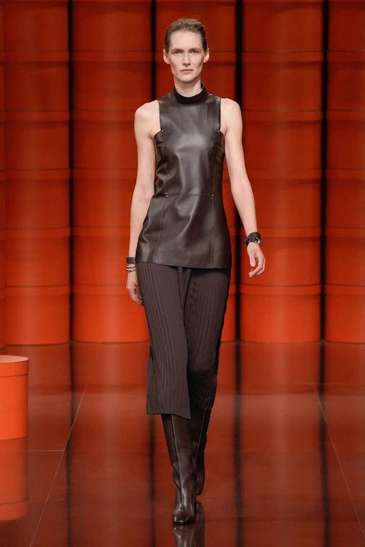 Paris Fashion Week Otoño Invierno 2021 Hermès