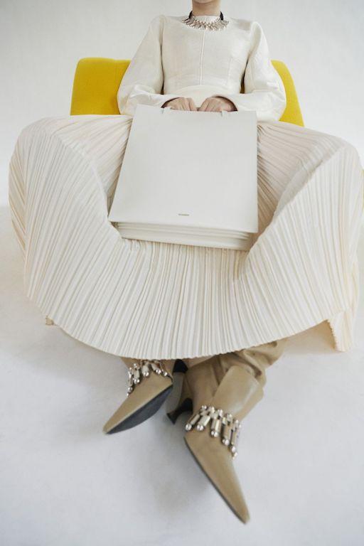 Paris Fashion Week Otoño Invierno 2021 Jil Sander