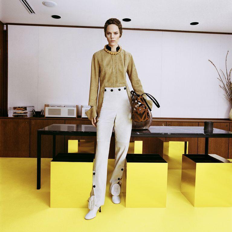 Paris Fashion Week Otoño Invierno 2021 Loewe