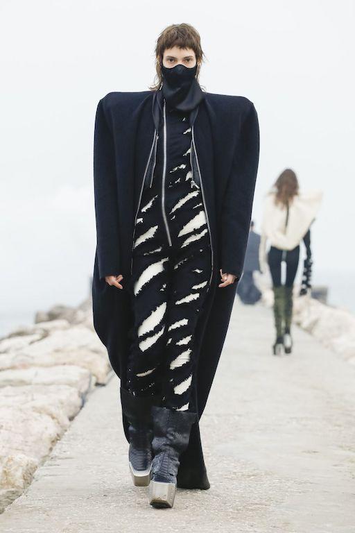 Paris Fashion Week Otoño Invierno 2021 Rick Owens