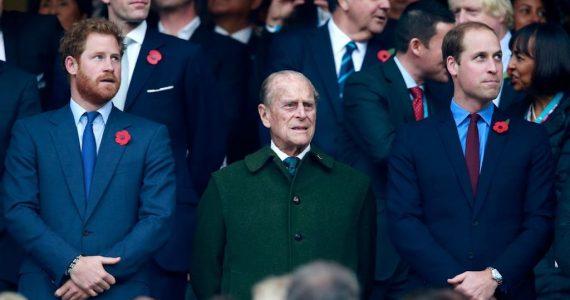 Detalles Funeral Felipe de Edimburgo