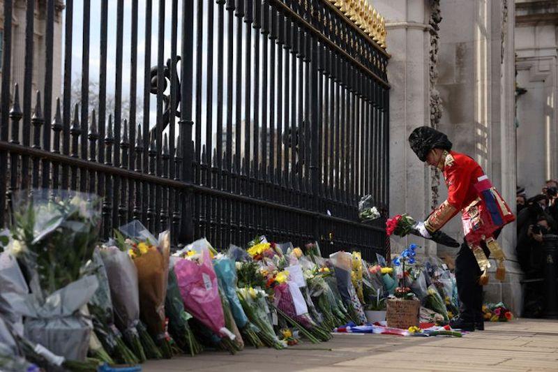 Funeral de Felipe de Edimburgo Buckingham