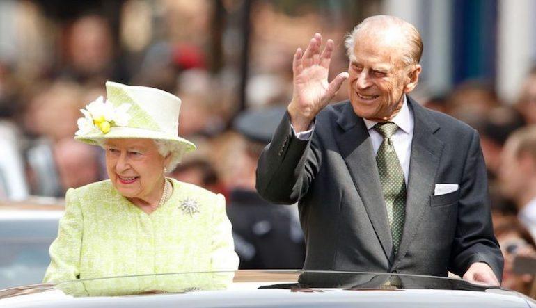 Funeral de Felipe de Edimburgo Saludos