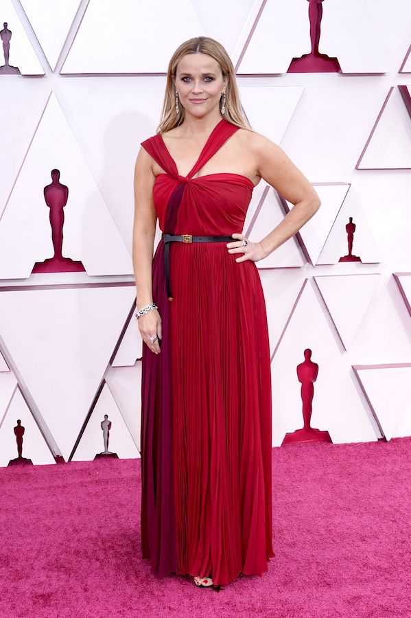 Looks Alfombra Roja Oscars 2021 Reese Witherspoon