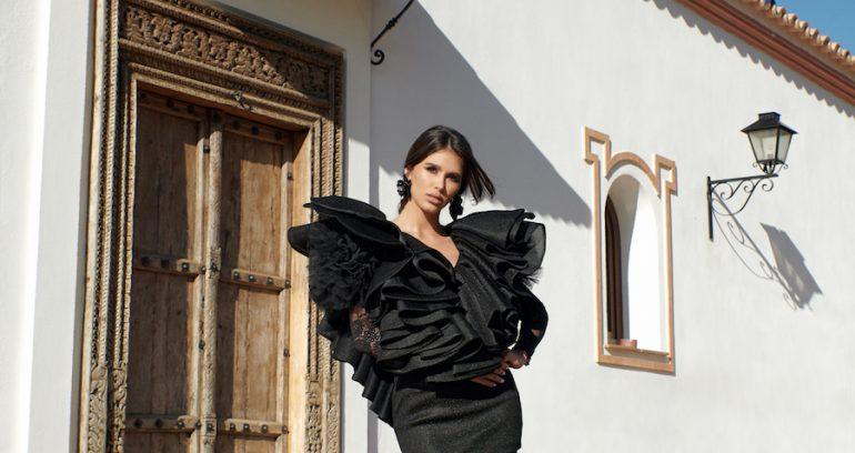 Michell Roxana vestido