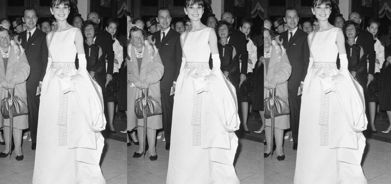 Vestidos Famosos Old Hollywood Audrey Hepburn
