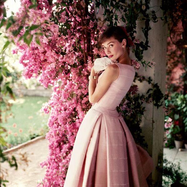 Audrey Hepburn fotos Givenchy