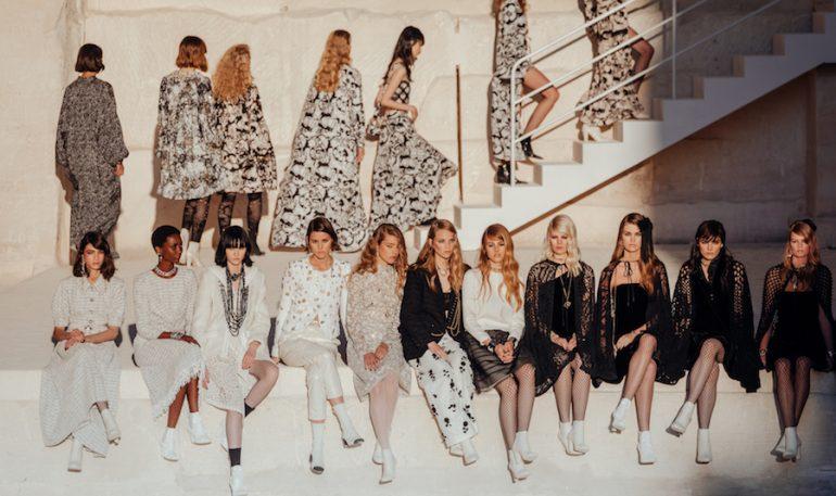 Chanel Colección Crucero 2021 2022 Jean Cocteau