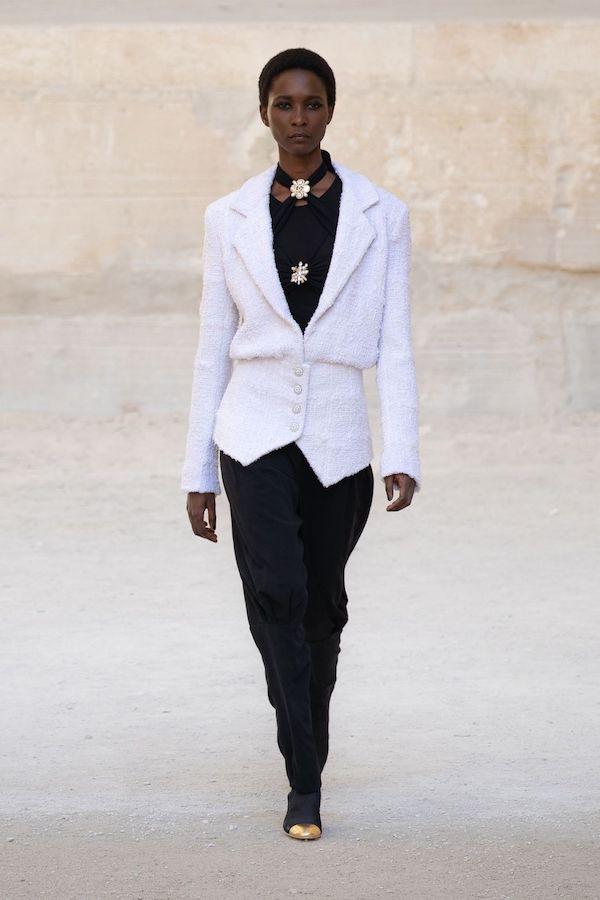 Chanel Colección Crucero 2021 2022 saco