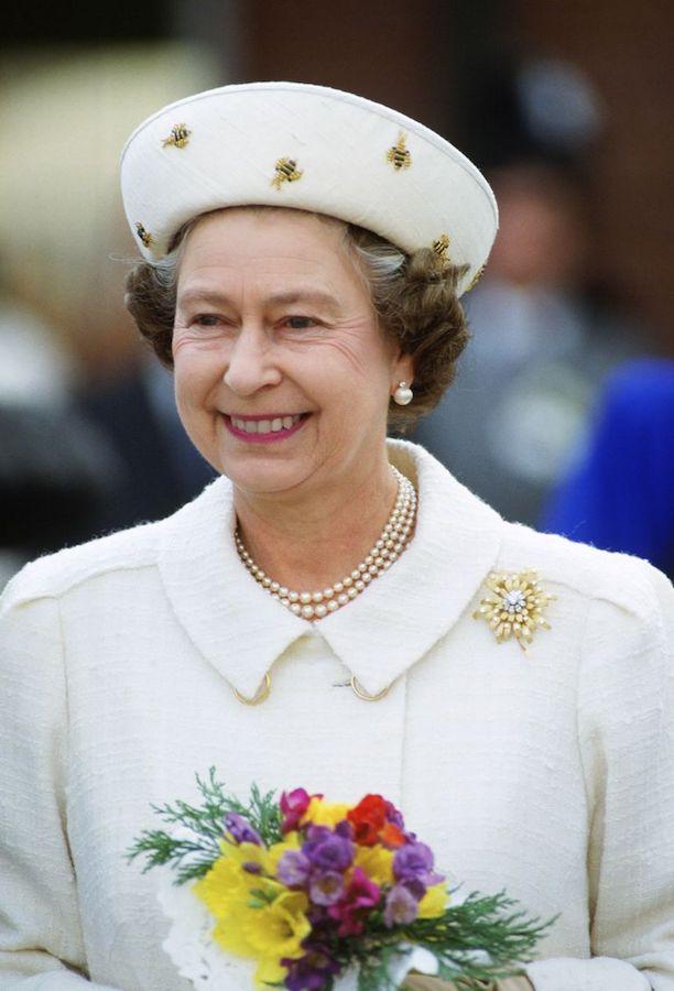 Isabel II joyas 1988