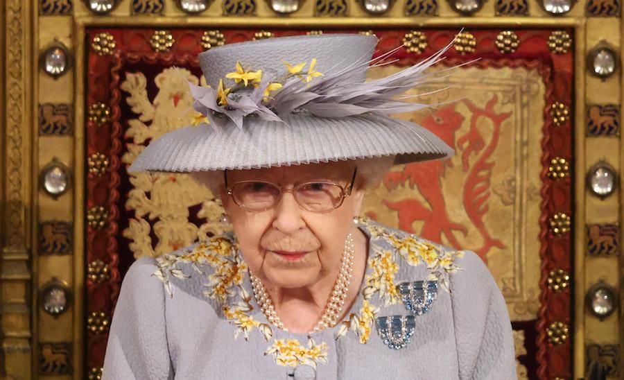 Isabel II joyas