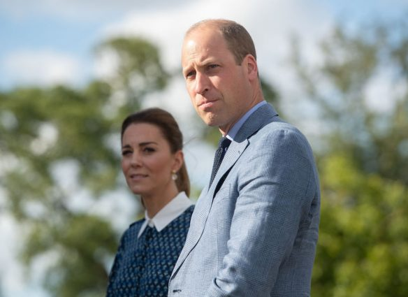 Príncipe William boicot redes