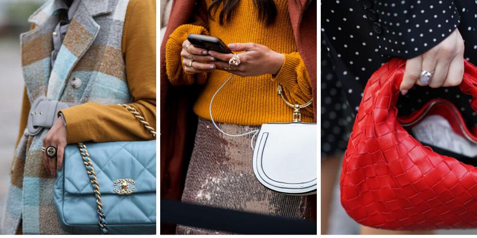 Tendencias de estilo en Instagram anillos
