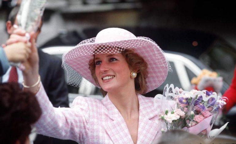 Chaqueta cuadros mujer Zara Lady Diana