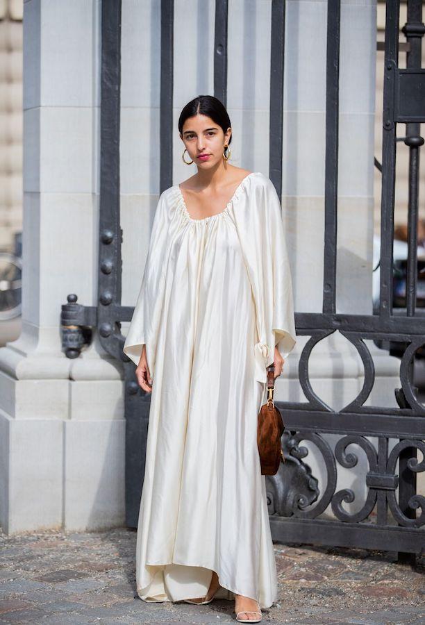 Vestidos de novia elegantes 2021 minimalista