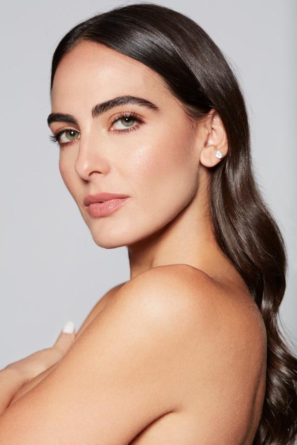 Maquillaje de Daniela Botero skincare vegano