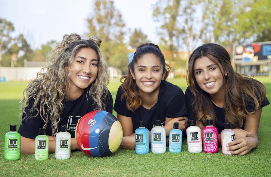 Shampoo Libre de sulfatos parabenos y siliconas Latinus beauty embajadoras