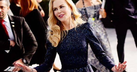 la nueva serie de Nicole Kidman