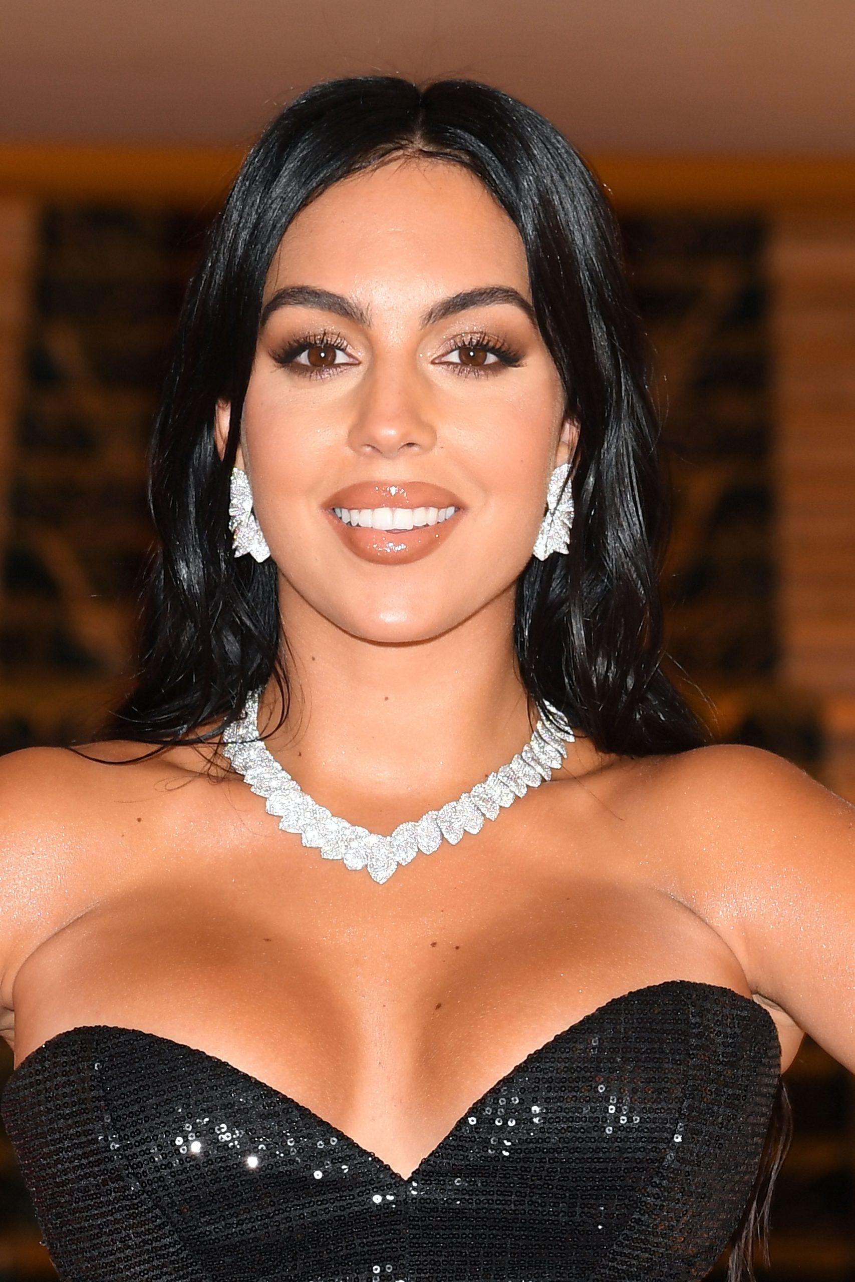 looks de Georgina Rodríguez