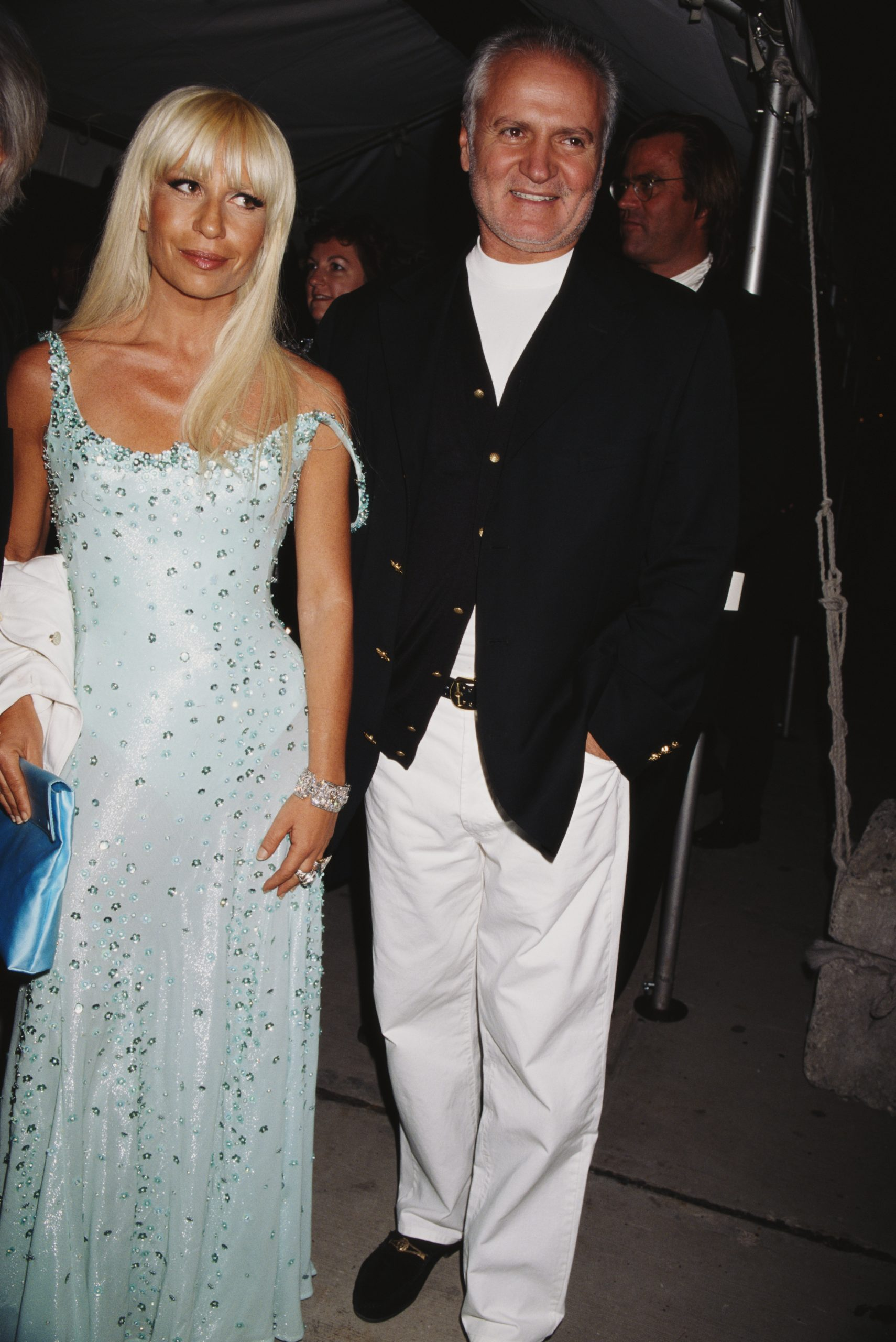 diseñador Gianni Versace
