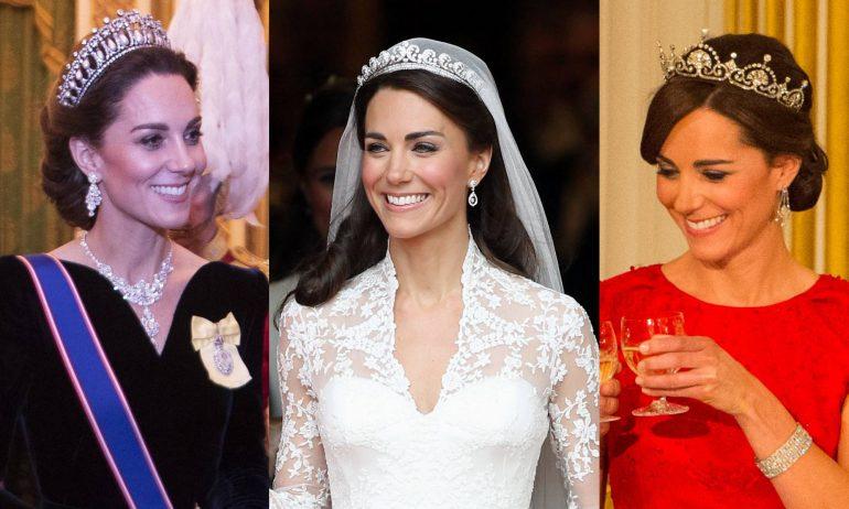 Tiaras Kate Middleton