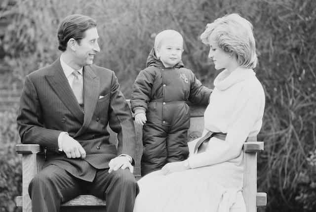 Lady Diana y Grace Kelly
