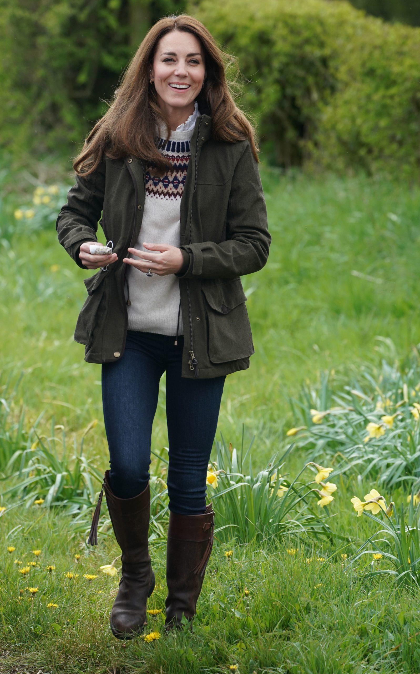 Las botas de Kate Middleton