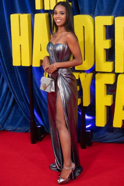 Zaria Simone en el London Film Festival 2021