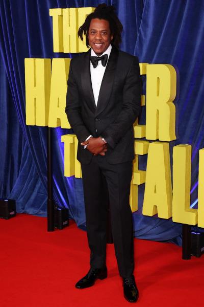 Jay Z en el London Film Festival 2021